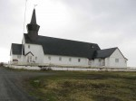 Day 151. Gamvik church was rebuilt after the war to its landmark status