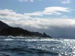 Day 168.4 The wild coastine each side of Frakkfjord