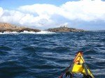 Day 245.2 Approaching the end of Rakkebaene and the Stavernodden Fyr lighthouse