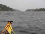 Day 247.1 A wet passage through the exclusive Aroysund