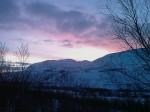 Day 46. Sunrise over north Rondane