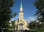 Day 174.2 The old wooden cathedral in Tromso