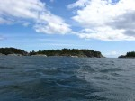 Day 242.1 Some of the islands to the north east of Aroy